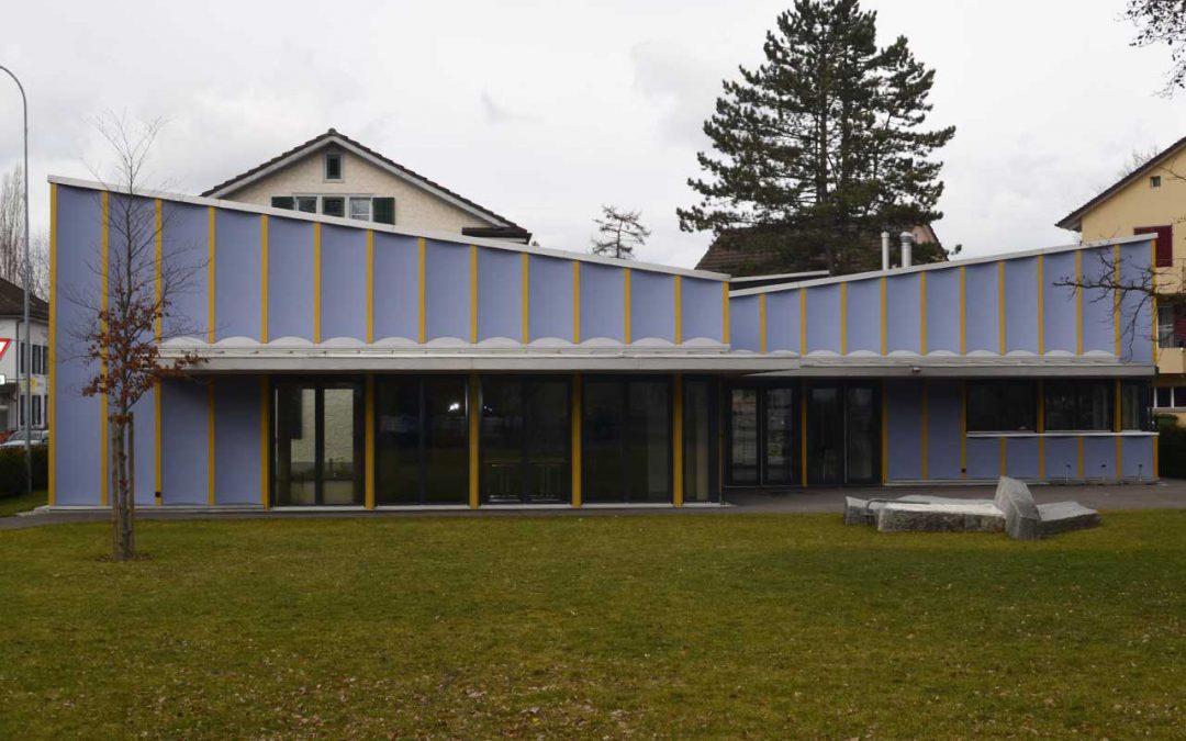 Kirchgemeindehaus «VIVA», 2017
