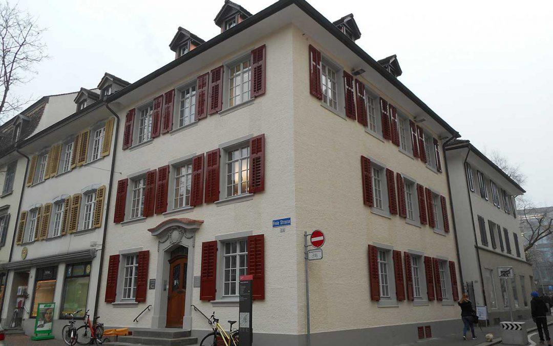 Sekretariat Kirchgemeindehaus, 2015