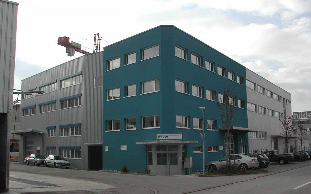Scheco, 2002