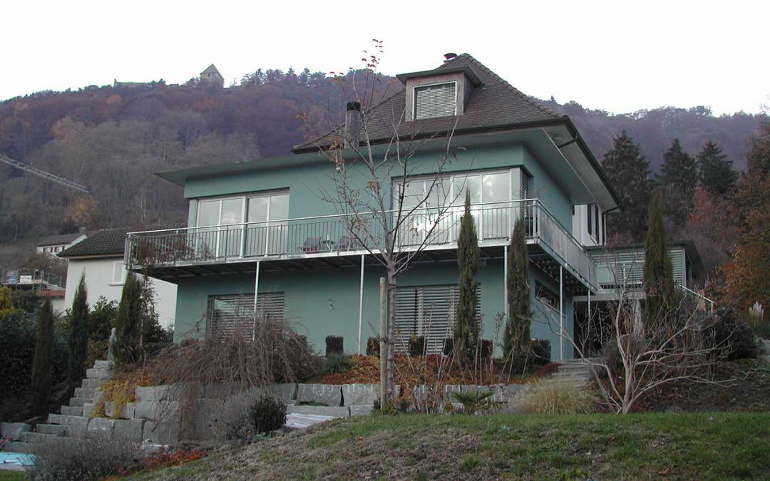 EFH Stein am Rhein, 2000